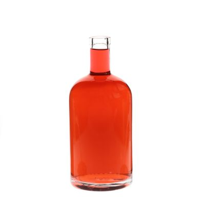 500ML Oslo bottle glass vodka spirit bottle