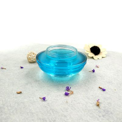 Perfume Jar 150ml empty glass cream jar for beauty & personal care package China