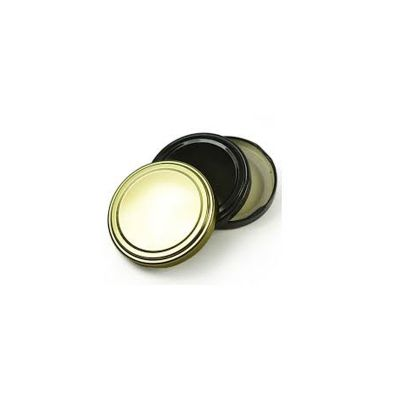 High quality round metal lids for candle jar
