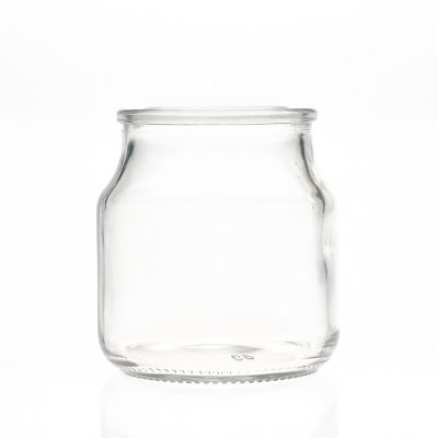 100ml empty clear wholesale high quality candle glass holder