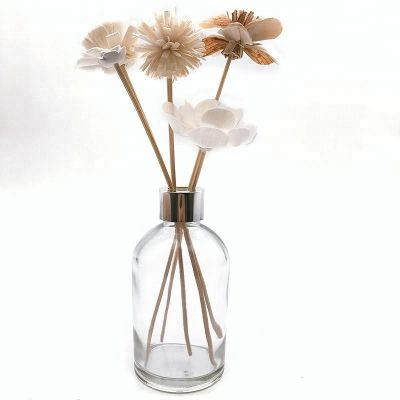 220ml Large Reed Diffuser Glass Bottle For Decoration