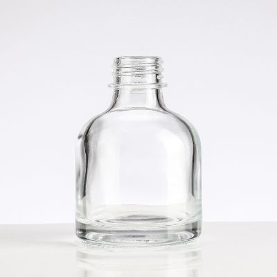 Factory selling gin bottle vodka mini glass bottle for wine